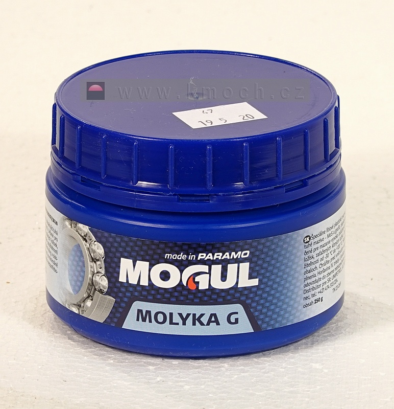 MOGUL MOLYKA G (250 g)
