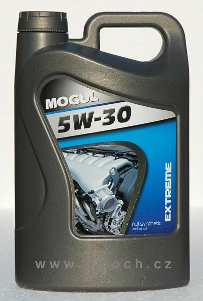 Mogul 5W-30 Extreme LFIII - 4L