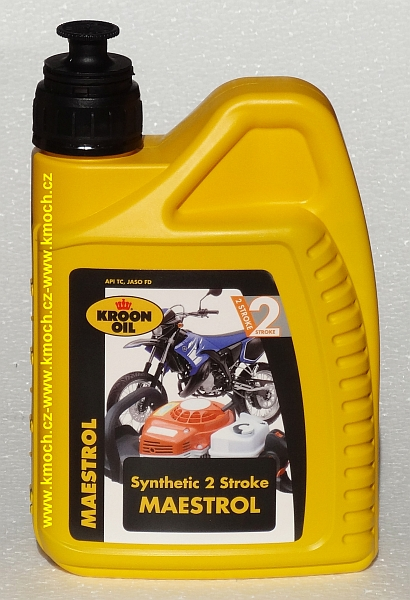 KROON-OIL Maestrol 2 Stroke Oil