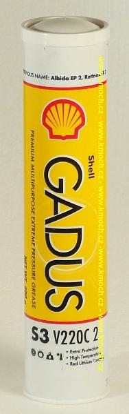 Shell GADUS S3 (400g)