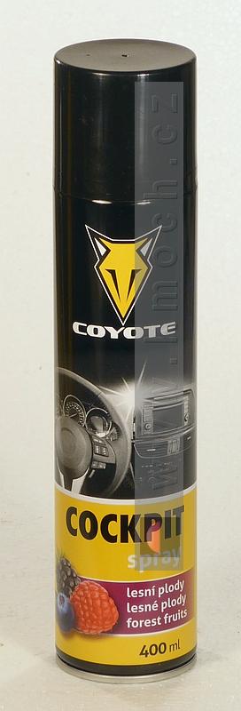 COYOTE - cockpit spray - lesní plody