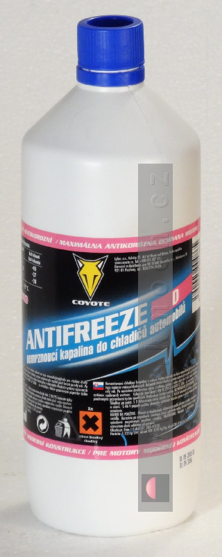 Coyote Antifreeze D (1L)