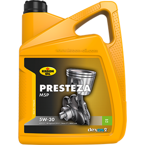 KROON-OIL Presteza MSP 5W-30 (5L)