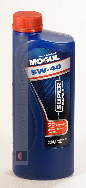 MOGUL Racing 5W-40