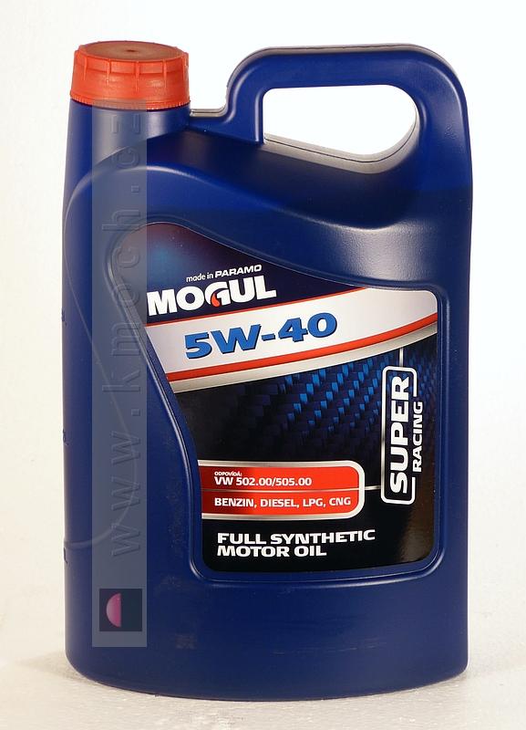 MOGUL Racing 5W-40 (4L)
