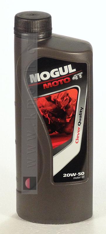 MOGUL MOTO 4T 20W-50