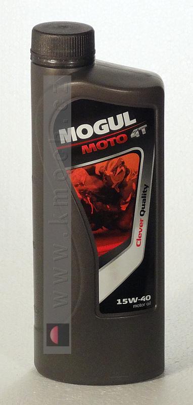 MOGUL MOTO 4T 15W-40