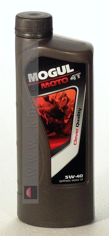 MOGUL MOTO 4T 5W-40