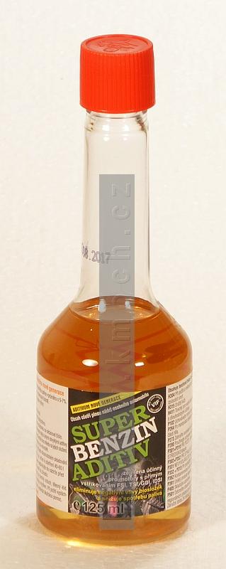 Super benzín aditiv - 125 ml