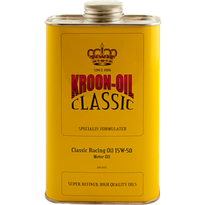 KROON-OIL Classic Racing Oil 15W-50