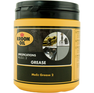 KROON OIL MoS2 Grease (600g)