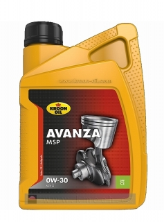 KROON-OIL Avanza MSP 0W-30 (L1)